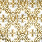Ангелы белый/золото