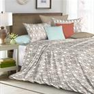 Комплект постельного белья, бязь  1,5 спальное