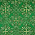 Алания зеленый/золото