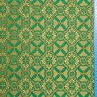Елецкий зеленый/желтый